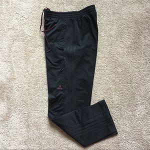 adidas athletic pants Straight Leg Men's size L